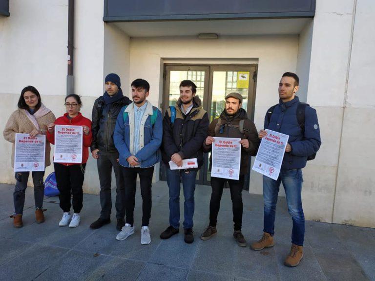 En la Universidad de Burgos: ¡el doble depende de ti!