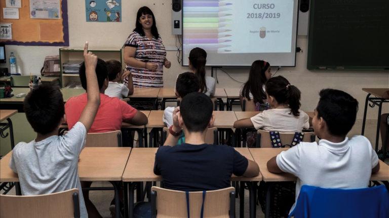 Algunos números sobre el abandono escolar en España