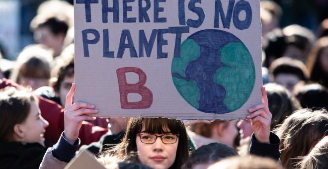 Sobre la huelga del 15 de marzo contra el cambio climático
