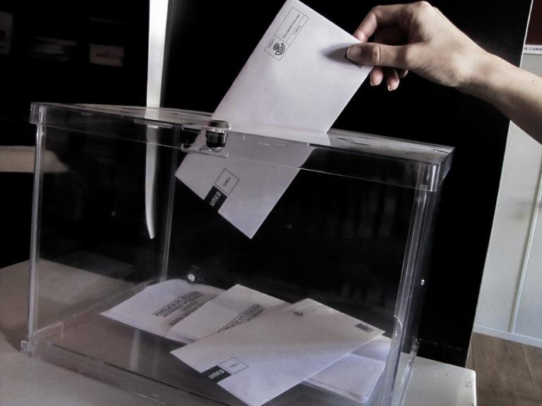 En las elecciones a Rector en la Complutense: vota nulo