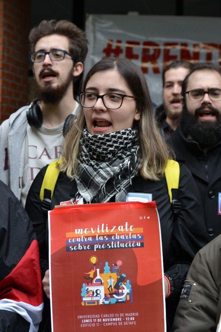 El Frente de Estudiantes ante los graves sucesos de hoy en la Universidad Carlos III de Madrid