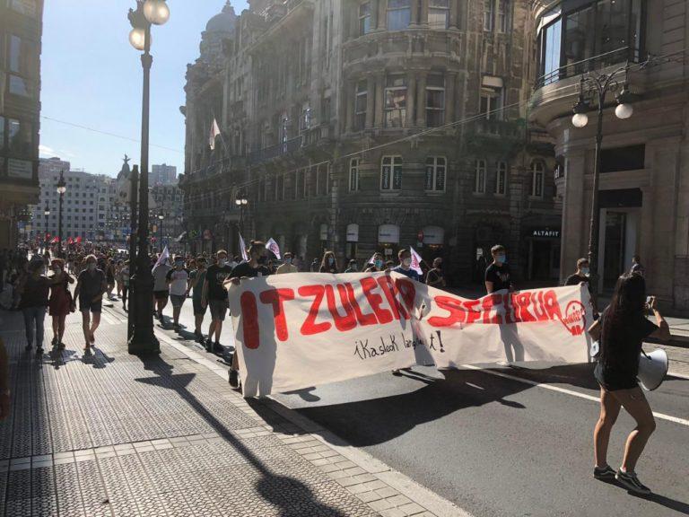 Sobre las huelgas educativas en el comienzo del curso 2020-2021